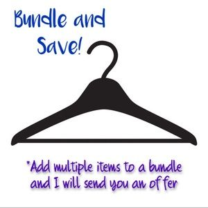 Bundle for a great deal!